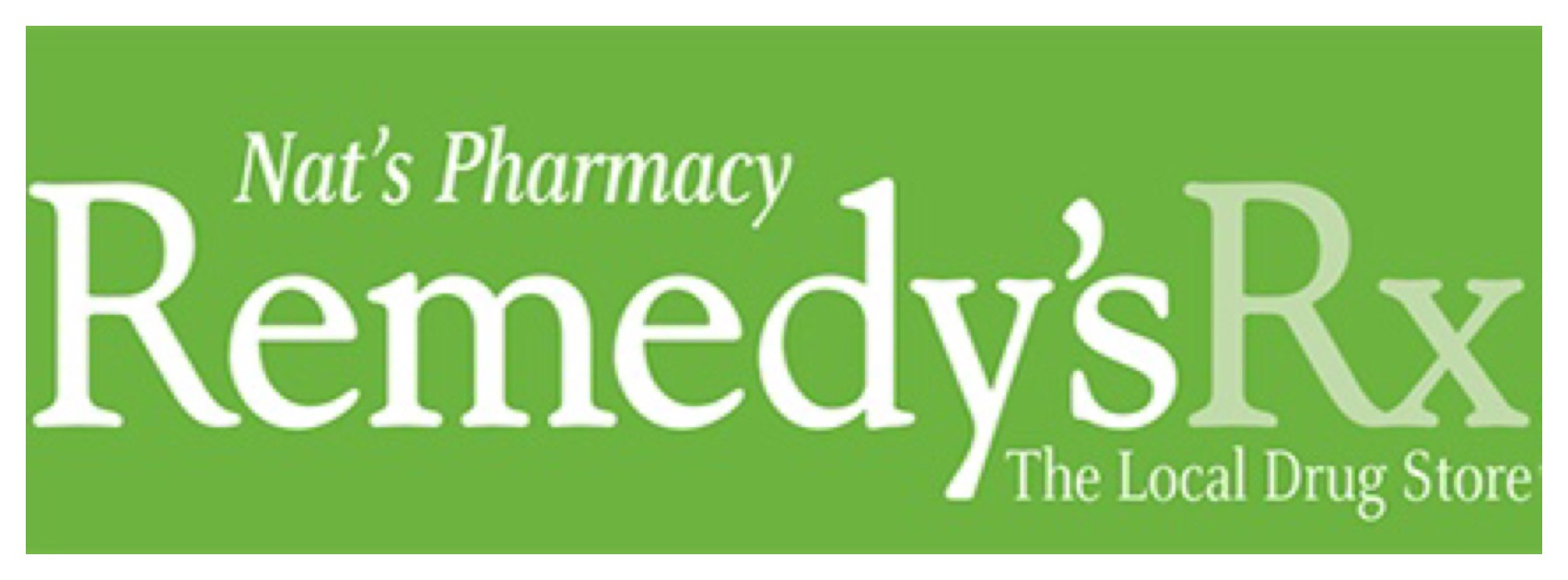 Nat's Remedy's Rx Logo